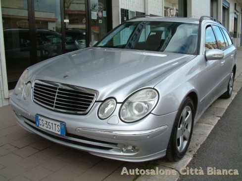 MERCEDES-BENZ E 320 3.2 CDI cat S.W. Avantgarde