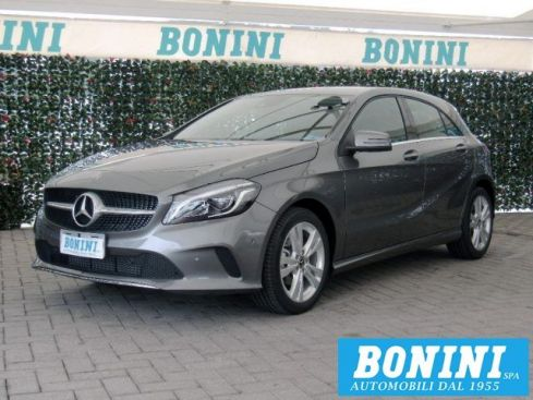 MERCEDES-BENZ A 180 d Automatic Sport - NEXT - Urban - Navi - LED