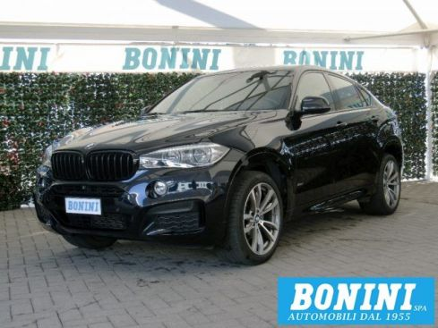 BMW X6 xDrive30d 258CV Msport - LED - Harman Kardon