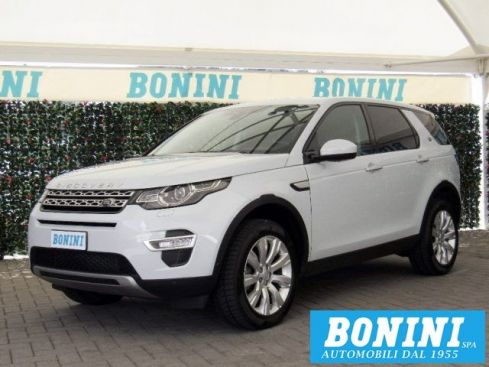 LAND ROVER Discovery Sport 2.2 SD4 HSE Luxury - Pelle - Navi - Xeno - Full