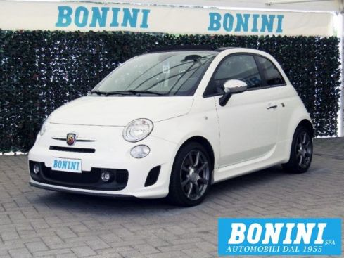 ABARTH 500 C 1.4 Turbo T-Jet MTA