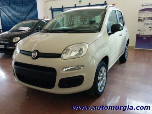 FIAT New Panda 0.9 TwinAir Turbo Nat. Power Easy