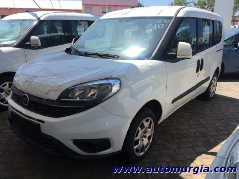 FIAT Doblò Doblò 1.4 T-Jet 16V Natural Power Easy KM0