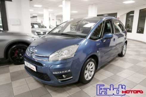CITROEN C4 Picasso 1.6 HDi 110 FAP Seduction