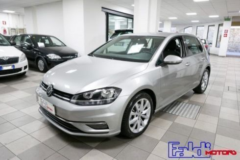 VOLKSWAGEN Golf 1.6 TDI 115 CV DSG 5p. Executive Highline BlueM T