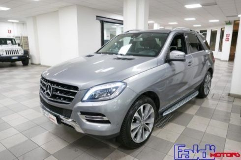 MERCEDES-BENZ ML 250 BlueTEC 4Matic Edition 16