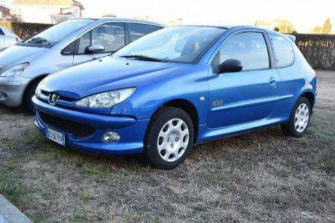PEUGEOT 206 1.4 3p. ONE Line