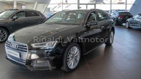 AUDI A4 2.0 TFSI ultra S tronic S line edition