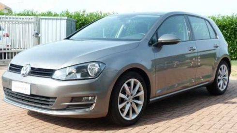 VOLKSWAGEN Golf 1.6 TDI DSG 5p. Highline BlueMotion Tech