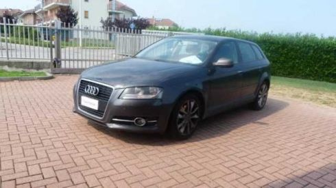 AUDI A3 A3 SPB 2.0 TDI F.AP. Attraction