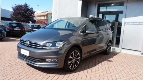 VOLKSWAGEN Touran 1.6 TDI Executive BlueMotion Technology