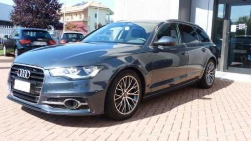 AUDI A6 2.0 TDI 177 CV Advanced