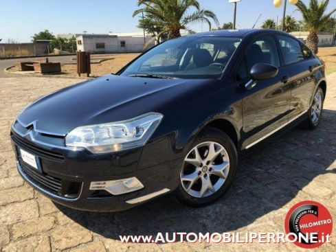 CITROEN C5 2.0 HDi Exclusive (Navi-Bluetooth)