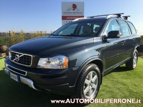 VOLVO XC90 D5 AWD Executive (DVD Post-7 posti) Full Opt.