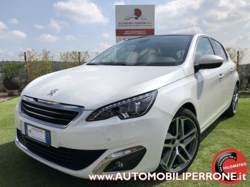PEUGEOT 308 BlueHDi Allure C.Autom. (Tetto-Navi) Full Opt.