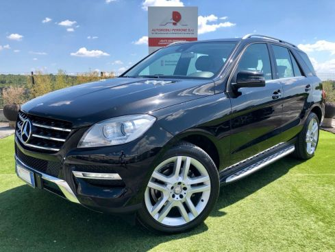 MERCEDES-BENZ ML 250 Cdi  4 MATIC