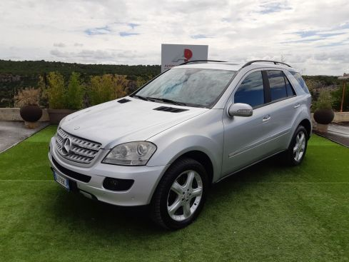 MERCEDES-BENZ ML 320 CDI ARGENTO MET