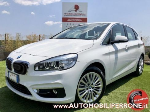 BMW 218 d Act.Tour. Luxury 21600Km (Navi-Xeno-Pelle)