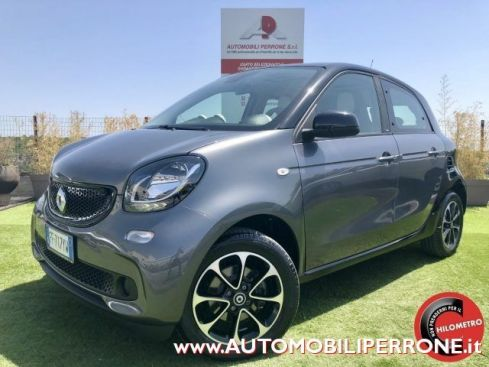 SMART ForFour 1.0 Passion (12.700 KM)