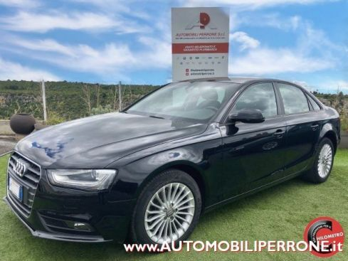 AUDI A4 2.0 TDI 150cv Multitronic Advanced (Navi/Xeno)