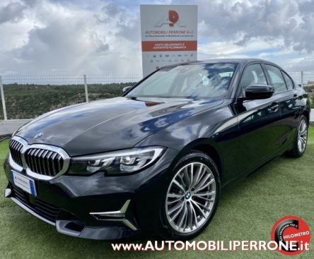BMW 320 d 190cv Luxury (FullLed/Navi/Retroc./Pelle/Autom.)