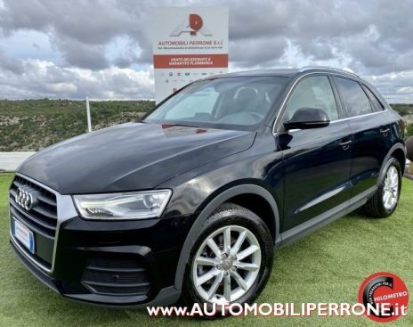 AUDI Q3 2.0 TDI 150cv S-Tronic Business (Led/Xeno/Navi)