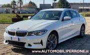 BMW 320 D 190CV LUXURY (FULLLED/NAVI/RETROC./PELLE/AUTOM.) Usata 2019