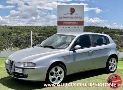 ALFA ROMEO 147 1.6i B/GPL 105cv Distinctive