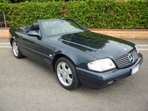 MERCEDES-BENZ SL 320 v6