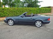 MERCEDES-BENZ SL 320 V6 Epoca 1998