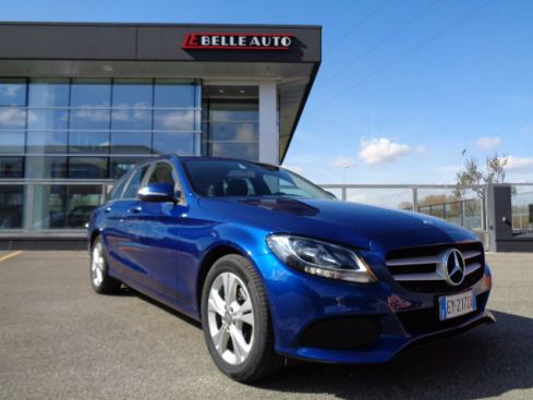 MERCEDES-BENZ C 180 BlueTEC S.W. Automatic Executive