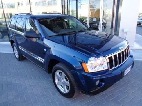 JEEP Grand Cherokee 5.7 V8 HEMI GPL