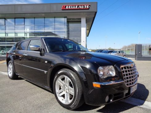 CHRYSLER 300C CRD cat DPF Touring