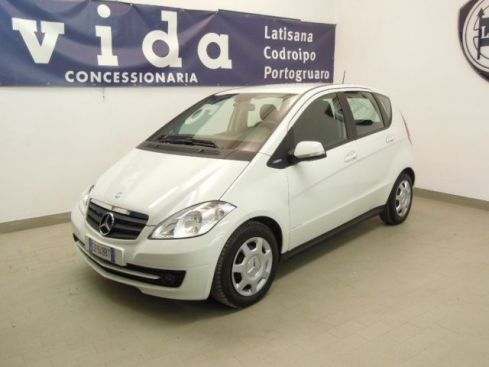 MERCEDES-BENZ A 160 CDI BlueEFFICIENCY Executive OK NEOPATENTATI