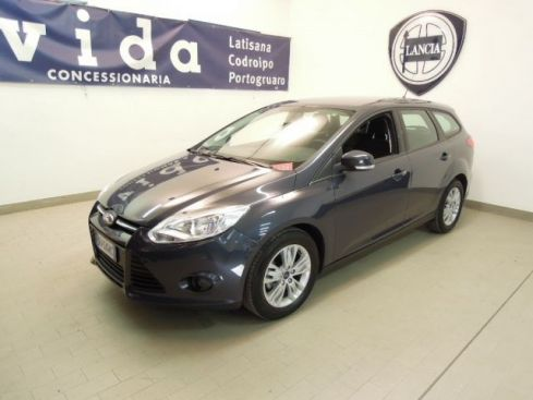 FORD Focus 1.6 TDCi 115 CV SW Plus