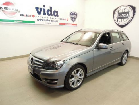 MERCEDES-BENZ C 220 CDI S.W. Avantgarde BlueEFFIC.*KM 16.103!!!*