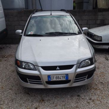 MITSUBISHI Space Star 1.9 DI-D cat NO GARANZIA VISTA E PIACIUTA