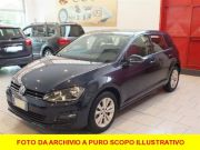 VOLKSWAGEN GOLF BUSINESS 1.6 TDI DSG 5P. HIGHLINE BLUEMOTION TECHN Usata 2014