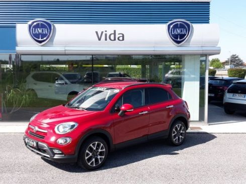 FIAT 500X 2.0 MultiJet 140 CV 4x4 Cross *14.441 km!*