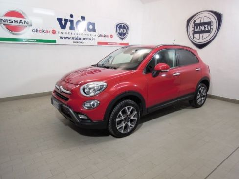 FIAT 500X 2.0 MultiJet 140 CV 4x4 Cross*NAV*PELLE TOTALE*