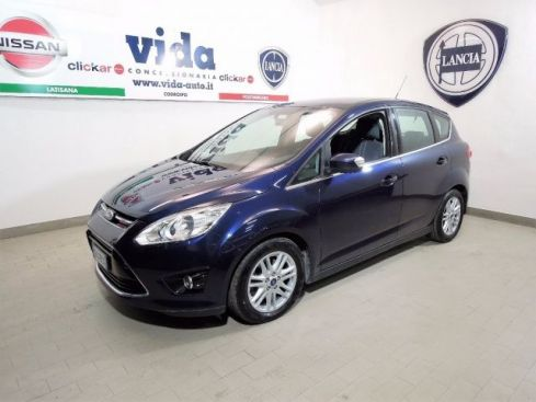 FORD C-Max 2.0 TDCi/115CV Powersh.Titanium Bs