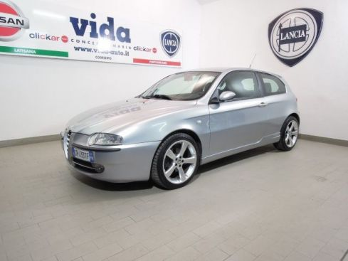 ALFA ROMEO 147 1.9 JTD 16V cat 3 porte Distinctive