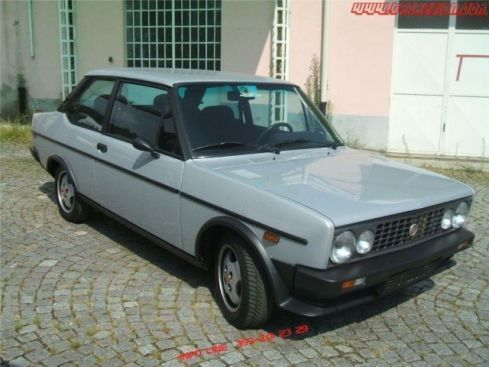 FIAT 131 Racing Volumetrico Abarth - ASI -