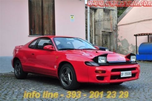 TOYOTA Celica 2.0i turbo 4WD CS Limited Editiion Carlos Sainz