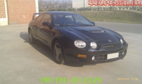 TOYOTA Celica 2.0i turbo 4WD cat GT-Four