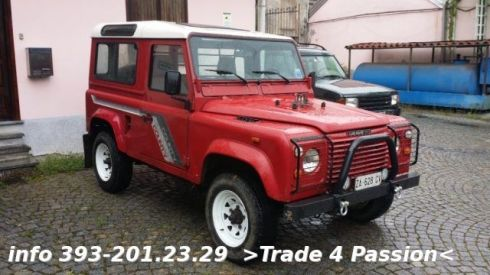 LAND ROVER Defender 90 TD  County - STORICO -