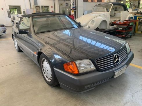 MERCEDES-BENZ SL 500 SL32