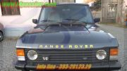 LAND ROVER RANGE ROVER 3.5I 5 PORTE VOGUE GPL + G.TRAINO Usagée 1989