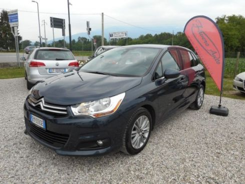 CITROEN C4 1.6 e-HDi 110 airdream Exclusive