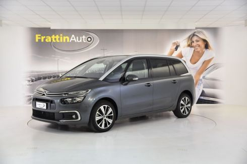 CITROEN Grand C4 Picasso  BLUEHDI 150 SeS EAT6 SHINE